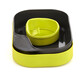 Wildo Camp-A-Box Duo Light yellow